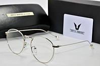 Оправа , очки  Gentle Monster 5946 серебро