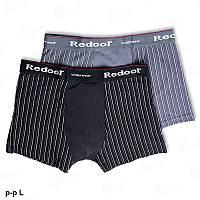 Трусы-шорты транки мужские Redoor 0818opt (12 ед. в упаковке)