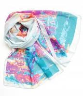 :Шарфы:Лето:Яркий легкий шарф, арт. 7914_3