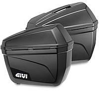 Кофры боковые Givi Monokey E22 (22 литра), черные