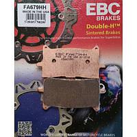 Тормозные колодки EBC FA679HH
