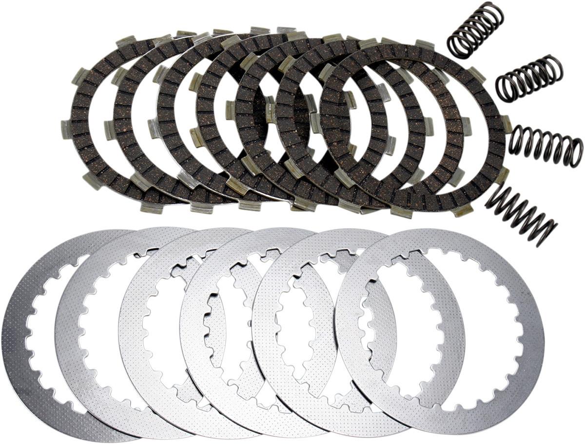 Полный комплект дисков и пружин сцепления EBC SRK057