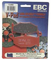 Тормозные колодки EBC FA419V