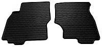 Резиновые передние коврики для Infiniti FX  (S50) 2003-2008 (STINGRAY)