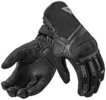 Мотоперчатки кожа / текстиль женские Rev'it Striker 2 черный, S