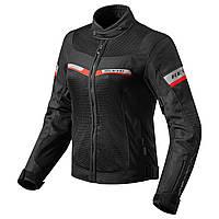 """Куртка REV'IT TORNADO 2 LADIES текстиль black """"38"""", арт. FJT207 1010"""