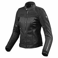 "Куртка REV'IT VIGOR LADIES текстиль black ""38"", арт. FJT231 1010 (шт.)"