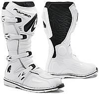 Мотоботинки Forma Terrain EVO кроссовые белые, 38