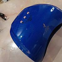 Лампа для наращивания ногтей 10,30,60сек и 3мин, 36вт, сенсор, синяя