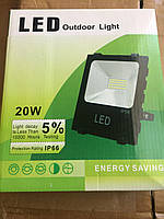 Светодиодный прожектор Outdoor Light 20W