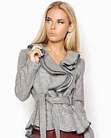 Кашемировый пиджак  M L