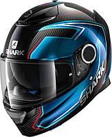 """Шлем SHARK SPARTAN CARBON GUINTOLI """"M"""", арт. HE5012EDUB (шт.)"""