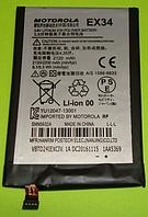 Оригинальный аккумулятор (АКБ, батарея) EX34 для Motorola Moto X XT1052 XT1053 XT1055 XT1056 XT1058 XT1060