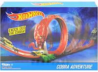 Трек Hot Wheel Кольцо кобры 2700