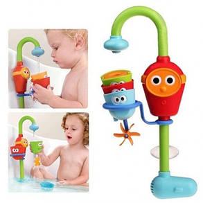 Игрушка для ванной волшебный Водопад D 40116 душ с чашечками, фото 2