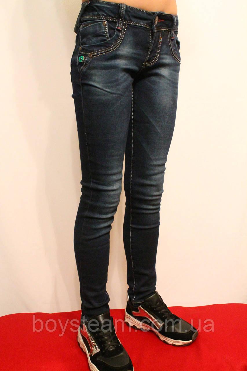 Модні веснянні джинси для дівчаток від 4 до 12 років. Польща ... 3bfdf618b6822