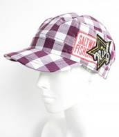 :Кепки, шляпы, панамы:Кепка, арт. К101_фиолет