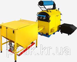 Твердотопливный котел 250 кВт Данко, промышленный котел Данко-250ТСм