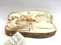 Эспадрильи женские/подростковые текстиль KF0465