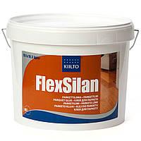 Силановый клей для паркета Kiilto Flex Silan / 16,5 кг