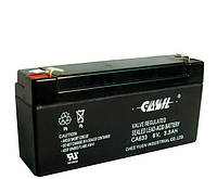 Аккумулятор CASIL СА633 6V 3.3Ah, купить