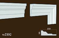 Фасадные (оконные) обрамления №2392 фасадный декор из пенопласта. цену уточняйте