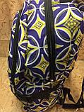 Принт Рюкзаки для женские спорт городской стильный спортивный (только опт), фото 3
