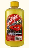 Автошампунь с воском BIoline Auto Shampoo 1 л