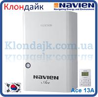 Газовый котел Navien Ace 13A Atmo дымоходный двухконтурный