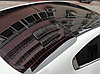 Зеркальная пленка 3 слоя черная для авто 1.35м*1м