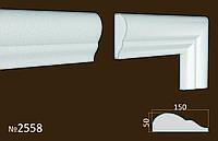 Фасадные (оконные) обрамления №2558 фасадный декор из пенопласта. цену уточняйте