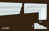 Фасадные (оконные) обрамления №2587 фасадный декор из пенопласта. цену уточняйте