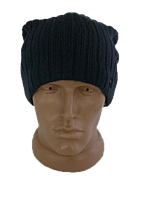 Мужская зимняя шапка на флисе