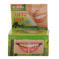 Зубная паста Herbal Clove & Charcoal Power Toothpaste с бамбуковым углем / 25 г