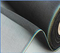 Антимоскитная сетка стеклопластик в рулоне для пластиковых окон Китай 1.40м\35м ( серая, зеленая, белая )