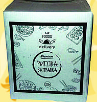 Рисова заправка, солодка, готова, каністра, преміум, Premium, Tm Foods Delivery, 20л, Fd