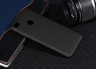 Пластиковый PC Soft touch чехол для ZTE Nubia Z11 mini S (черный цвет в наличии), фото 1