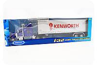 Игрушечная машинка фура Kenworth 32663W