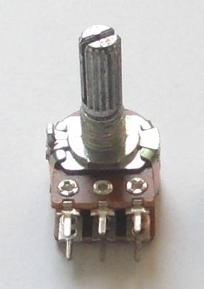 сдовенный переменный резистор 20ком