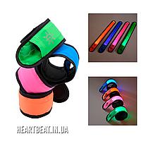 Светодиодный светящийся браслет Emmabin LED (универсальный размер)