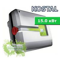 Kostal PIKO 15 солнечный сетевой инвертор (15,0 кВт, 3 фазы / 3 MPPT)