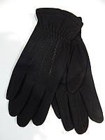 Мужские перчатки трикотаж/флис оптом от 10 пар