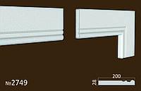 Фасадные (оконные) обрамления №2749 фасадный декор из пенопласта. цену уточняйте