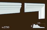 Фасадные (оконные) обрамления №2790 фасадный декор из пенопласта. цену уточняйте