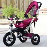 Детский велосипед Baby trike CT-22 фиолетовый