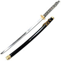 Катана, самурайский меч, элитный подарок + подставка