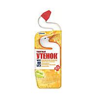 Средство туалетный Утенок для мытья унитаза 5в1 лимон 500мл