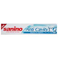 Зубная паста Sanino Защита от кариеса 100мл