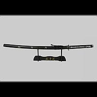 Катана  японская сувенирная, самурайский меч, элитный подарок,+ подставка