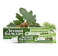 Лесной бальзам зубная паста 75мл кора дуба